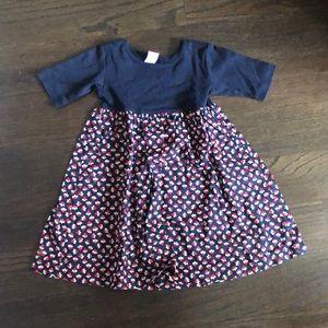 Tea size 3 dress